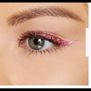 Glitter Pop Peel Off Eye Liner Too Faced Kitty